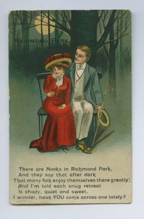 3. Nooks postcard