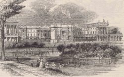 The changing face of Buckingham Palace | hearsumcollection